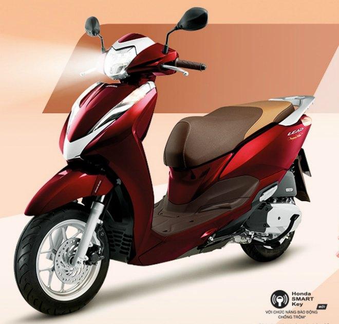 NÓNG: Honda Lead ra bản mới nhìn sang chảnh giá từ 38,3 triệu đồng - 1