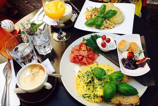 Bạn có biết 5 thực phẩm hoàn hảo cho bữa sáng? - 1