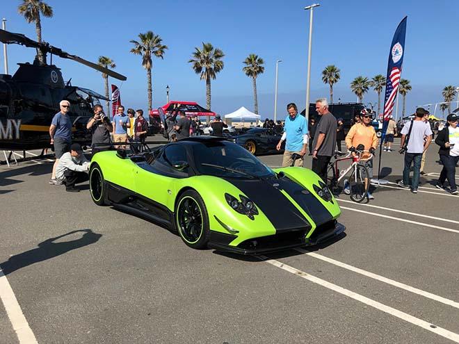 Chiêm ngưỡng những siêu xe hiếm nhất thế giới tại sự kiện Cars 'N Copters - 1