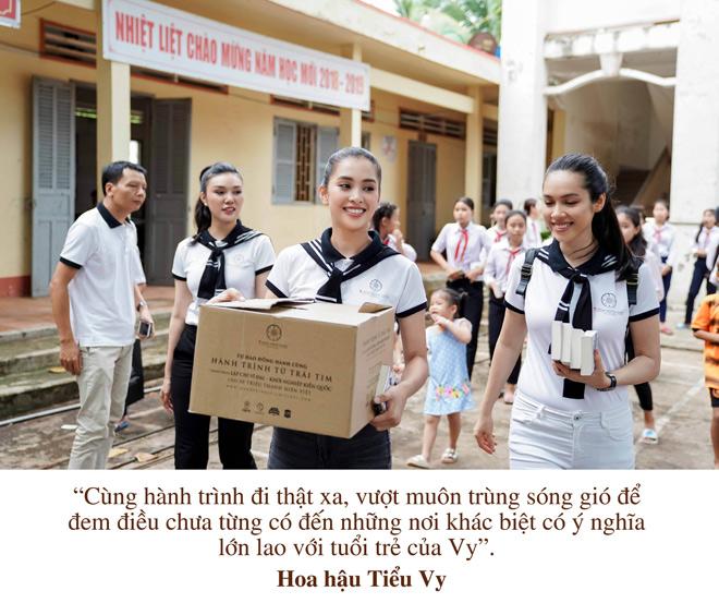 """Những câu nói truyền cảm hứng của sao Việt trong """"Hành trình từ trái tim"""" vùng biển đảo - 8"""