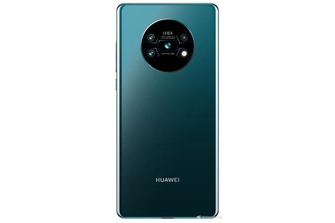 Cái nhìn đầu tiên về thiết lập camera tròn trên Huawei Mate 30 Pro - 1