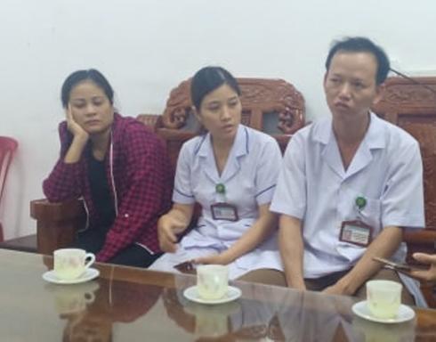 PGĐ công an Hà Tĩnh chỉ đạo điều tra vụ bé trai tử vong cùng vết đứt dài trên cổ - 2