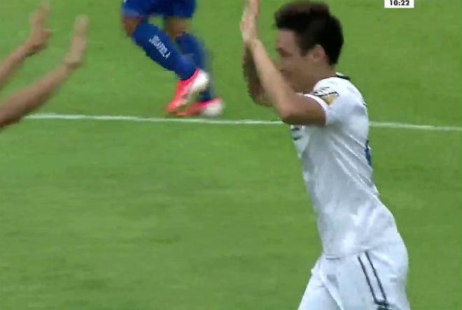 HAGL - Quảng Nam: Tranh cãi penalty & màn ngược dòng siêu đẳng - 1