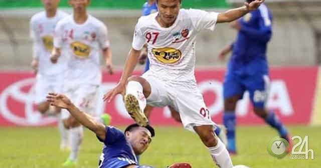 Chi tiết bóng đá HAGL - Quảng Nam: Thất bại đau đớn (KT)