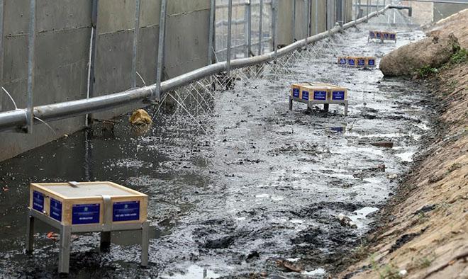 """""""Bảo bối"""" của Nhật Bản xử lý bùn siêu nhanh, sông Tô Lịch có cơ hội hồi sinh - 2"""
