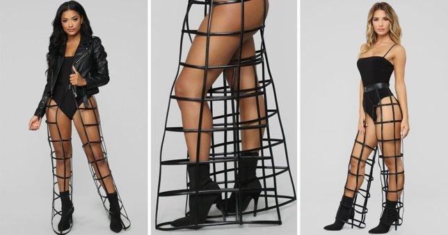 Chiếc áo liền quần thiết kế thiếu tế nhị của hãng thời trang tai tiếng - 6