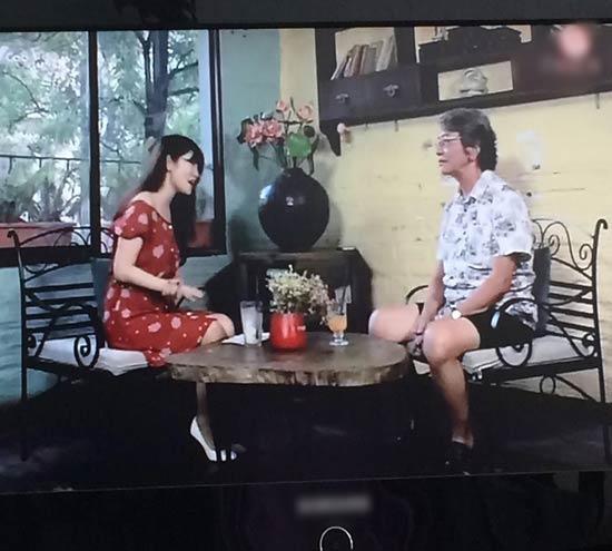 Váy áo bị chê vô duyên của khách mời, diễn viên trên sóng truyền hình - 4