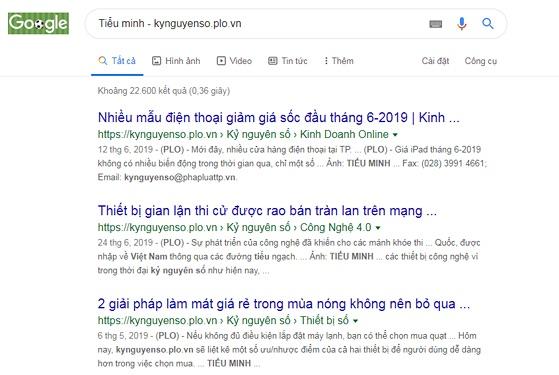 Cách sử dụng Google Search như một chuyên gia - 2