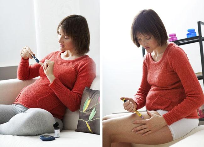 5 biến chứng nguy hiểm dễ gặp phải ở bà bầu lớn tuổi - 5