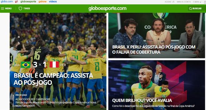 Brazil vô địch Copa America: Báo chí thế giới ngả mũ kỳ tích không cần Neymar - 2