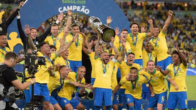 """Chung kết Copa America, Brazil - Peru: Đại tiệc rực rỡ, """"mưa bàn thắng"""" đăng quang - 3"""
