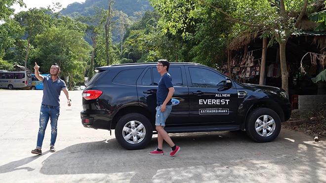 Thử thách Hà Nội - Đà Nẵng cùng Ford Everest chỉ với 1 bình dầu và cái kết bất ngờ - 2