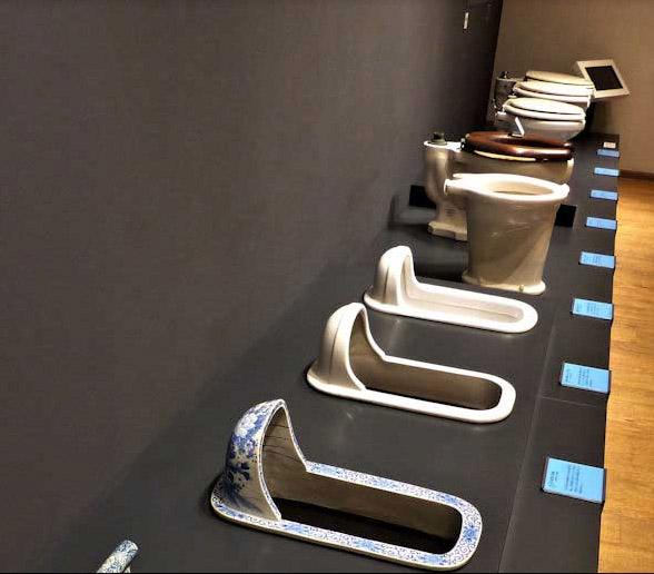 Khám phá 1001 loại bồn cầu tại bảo tàng toilet dị nhất Nhật Bản - 5