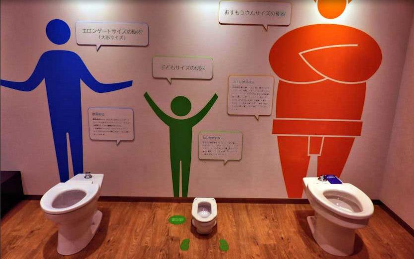 Khám phá 1001 loại bồn cầu tại bảo tàng toilet dị nhất Nhật Bản - 11