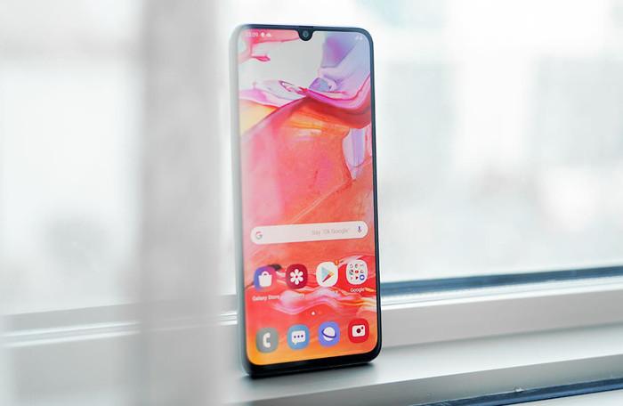 Top smartphone có màn hình