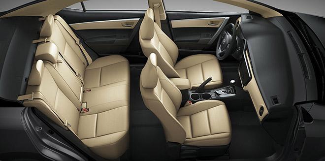 Ưu đãi phí trước bạ khi mua Toyota Corolla Altis - 5