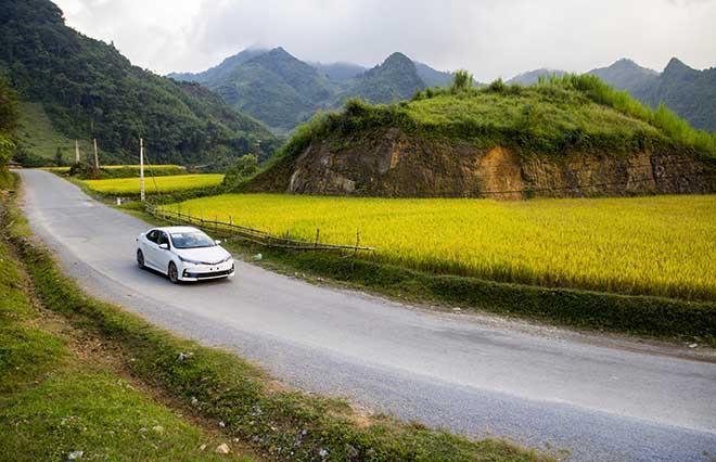 Ưu đãi phí trước bạ khi mua Toyota Corolla Altis - 7