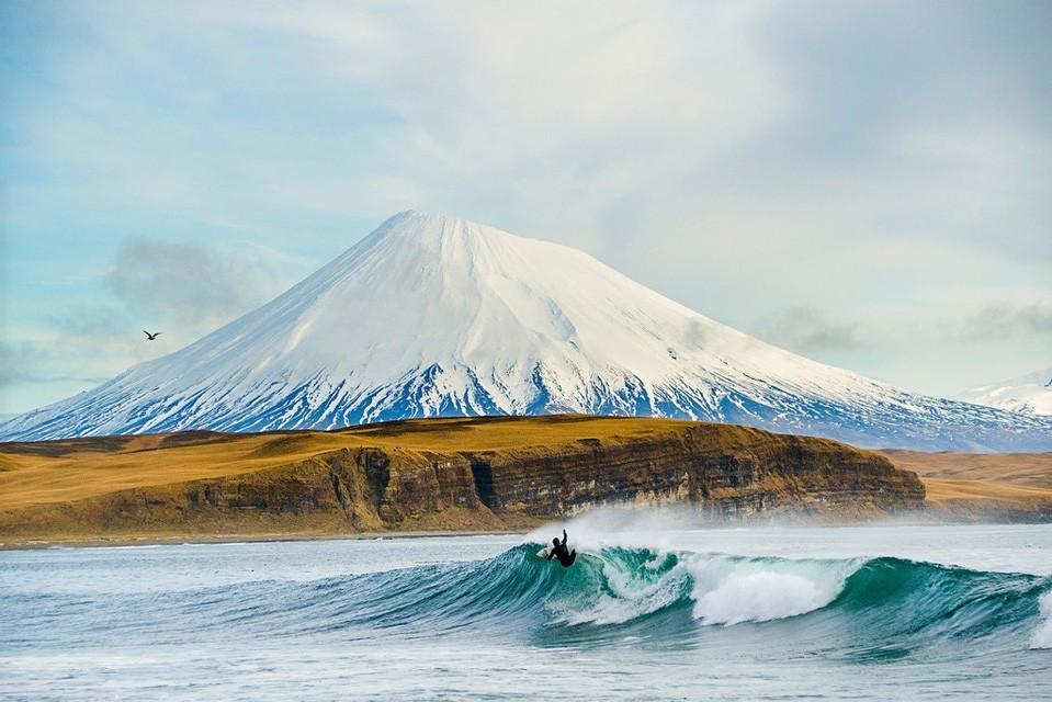 Bí ẩn quần đảo nằm giữa 2 siêu cường quốc trên thế giới - 1