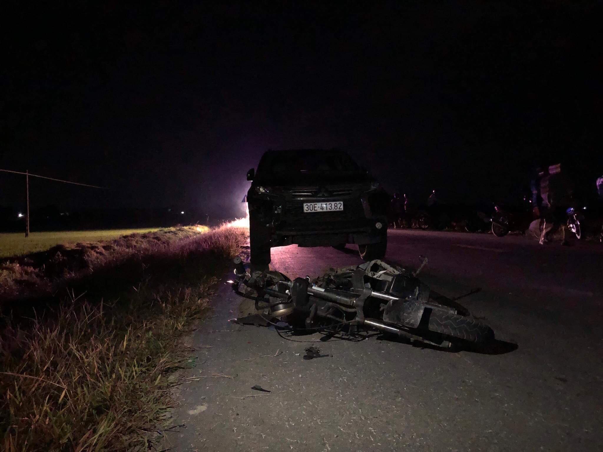 Diễn biến mới vụ ô tô tông 3 cháu nhỏ tử vong ở Hà Tĩnh - 1