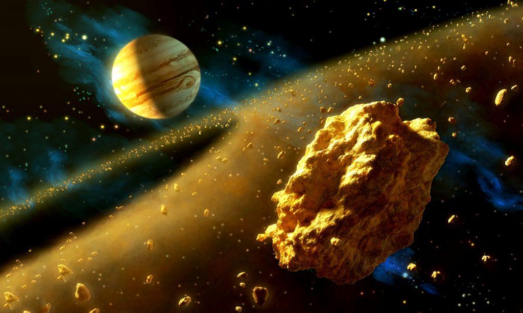 Hành tinh chứa đầy vàng và kim loại quý trị giá 700 tỷ tỷ USD