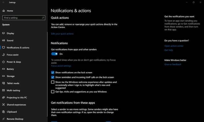 7 cách giúp bạn làm việc tốt hơn trên Windows 10 - 8