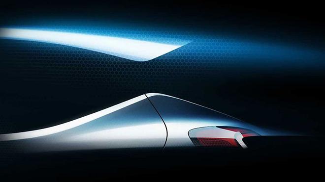 Hyundai tung hàng một tấm ảnh nhá hàng cho mẫu xe sắp ra mắt trong tháng 9 tới đây - 1