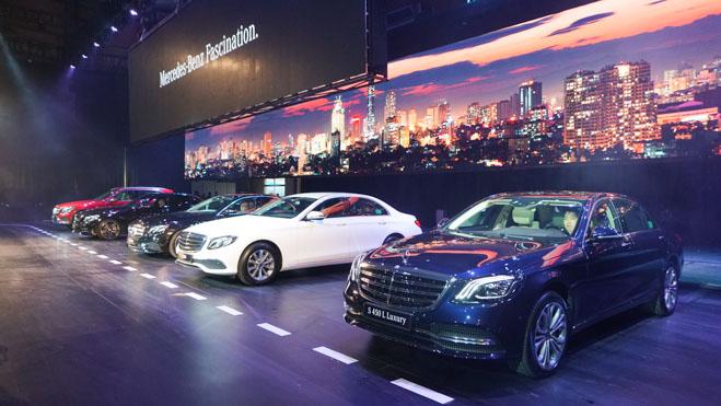 Mercedes-Benz GLC đạt mốc 8.000 xe tại thị trường Việt - 2