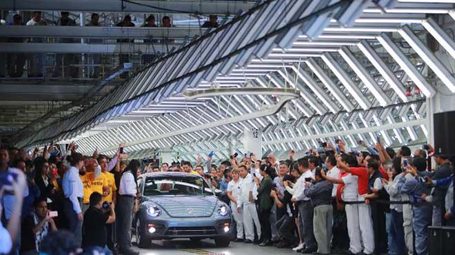 Nói lời tạm biệt với Beetle - bọ cánh cứng cuối cùng của Volkswagen - 2