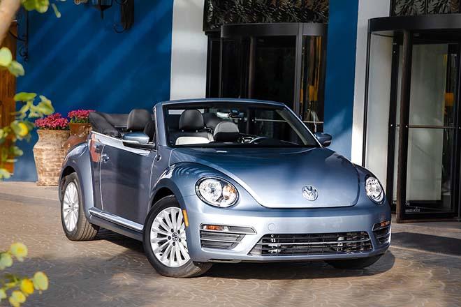 Nói lời tạm biệt với Beetle - bọ cánh cứng cuối cùng của Volkswagen - 1