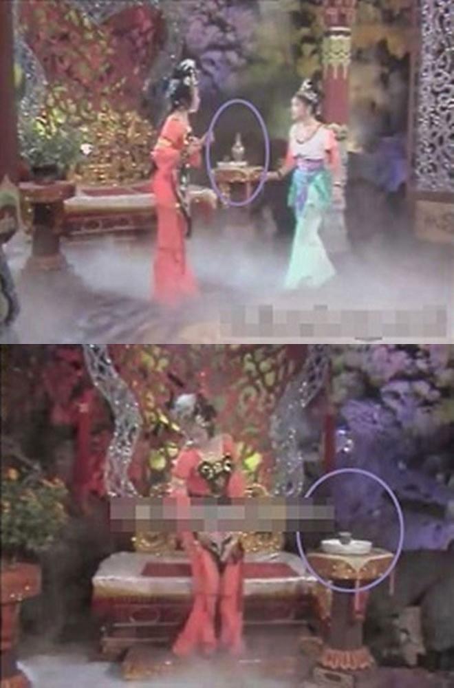 'Tây Du Ký 1986' chiếu lại trên VTV: Loạt sạn bị 'bóc' khiến fan không thể nhịn cười - 9