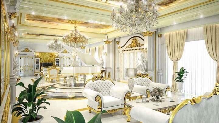 Hoa hậu quê Vũng Tàu khoe 'lâu đài' hơn 100 tỷ bạn trai đại gia xây tặng - 9