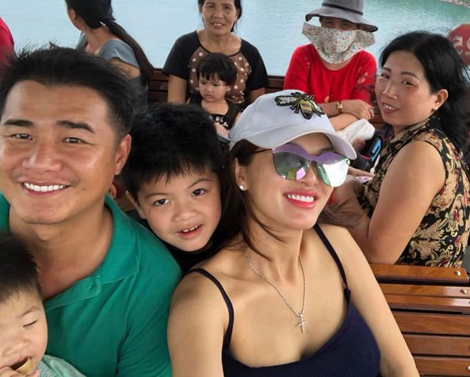 Hoa hậu quê Vũng Tàu khoe 'lâu đài' hơn 100 tỷ bạn trai đại gia xây tặng - 13