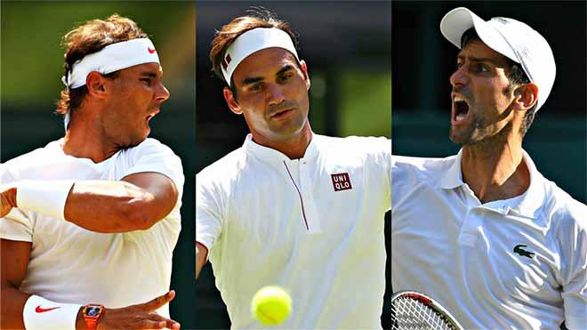 Đại chiến Federer – Nadal, Wimbledon 2019: Mở ra cánh cửa số 1 mọi thời đại - 1