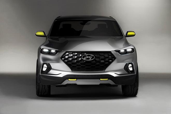 Hyundai xác nhận sản xuất dòng bán tải của mình tại Mỹ - 4