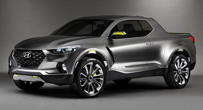 Hyundai xác nhận sản xuất dòng bán tải của mình tại Mỹ - 1