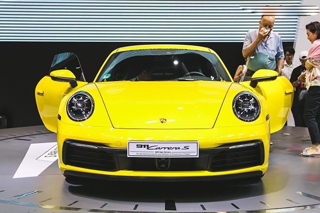 Porsche 911 Carrera S thế hệ mới chính thức có mặt tại Việt Nam - 2