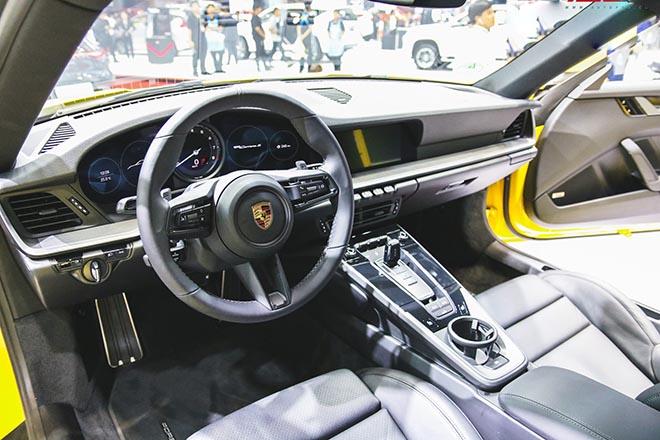 Porsche 911 Carrera S thế hệ mới chính thức có mặt tại Việt Nam - 6