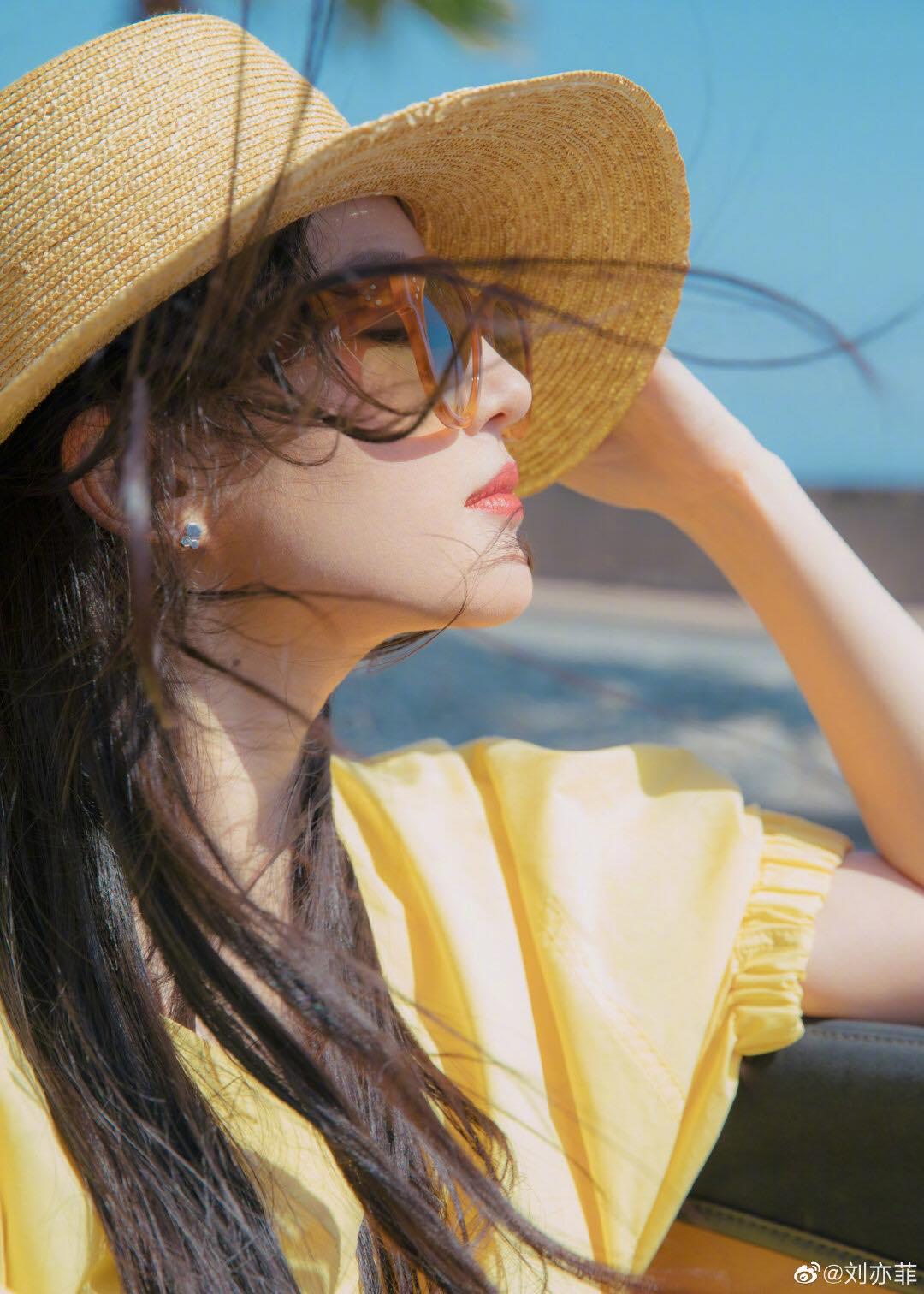 """""""Thần tiên tỷ tỷ"""" Lưu Diệc Phi đẹp vô thực, át cả Song Hye Kyo ở sự kiện thời trang - 8"""