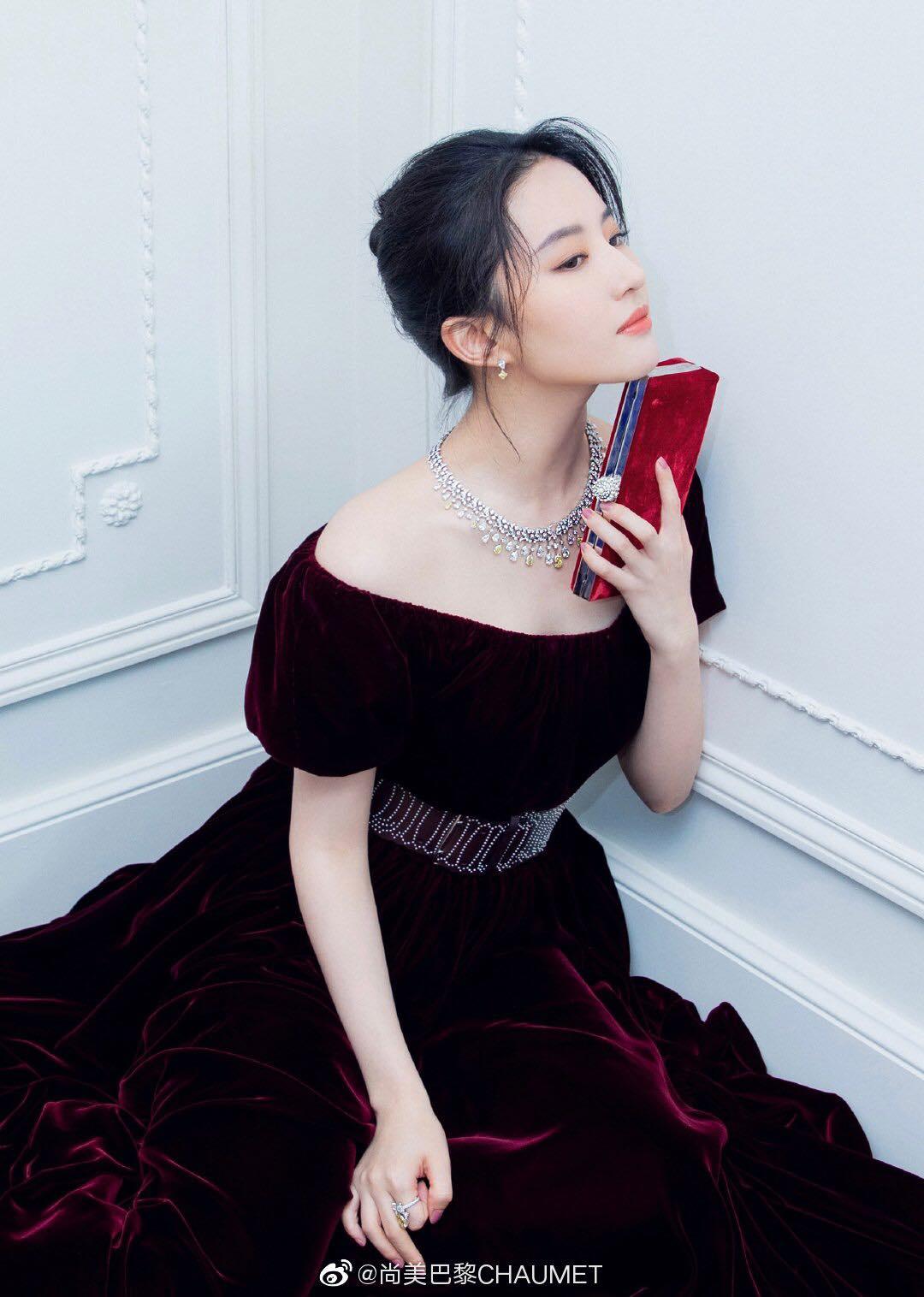 """""""Thần tiên tỷ tỷ"""" Lưu Diệc Phi đẹp vô thực, át cả Song Hye Kyo ở sự kiện thời trang - 7"""