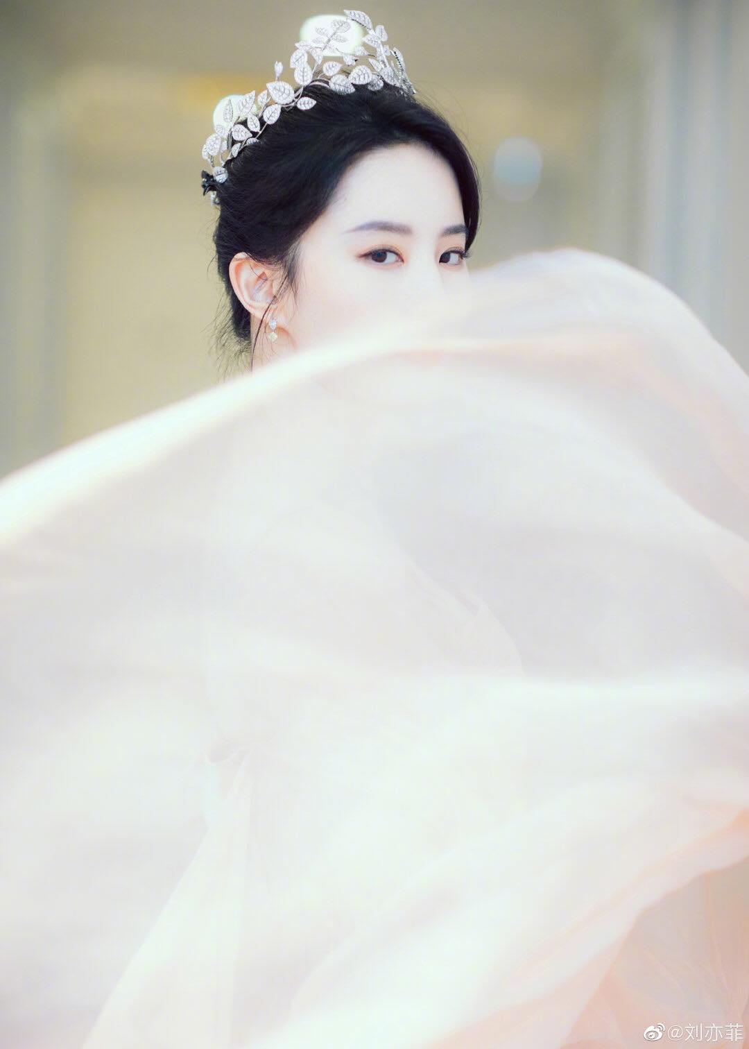 """""""Thần tiên tỷ tỷ"""" Lưu Diệc Phi đẹp vô thực, át cả Song Hye Kyo ở sự kiện thời trang - 10"""