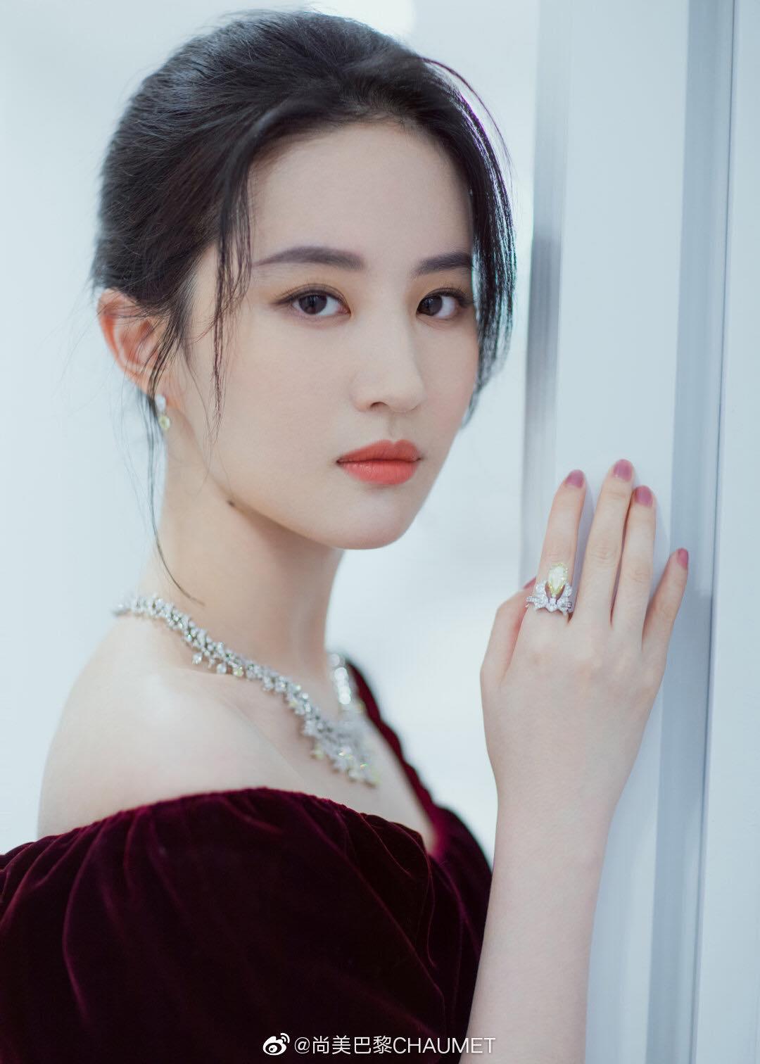 """""""Thần tiên tỷ tỷ"""" Lưu Diệc Phi đẹp vô thực, át cả Song Hye Kyo ở sự kiện thời trang - 6"""