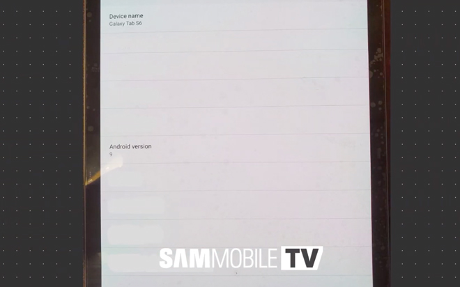 Tablet cao cấp Galaxy Tab S6 sẽ thăng cấp ngoạn mục - 3