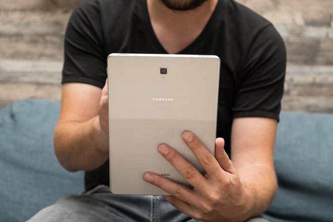Tablet cao cấp Galaxy Tab S6 sẽ thăng cấp ngoạn mục - 1