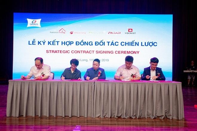 Hanvico ra mắt thương hiệu Hanvico Living đánh dấu 20 năm khát vọng vươn cao - 1