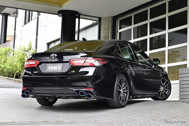 Toyota Camry thế hệ mới 'lột xác' thêm dữ dằn và mạnh mẽ hơn - 3