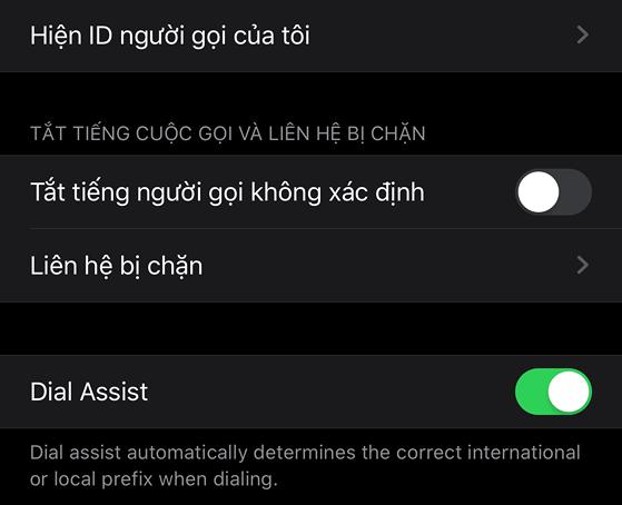 Cách chặn cuộc gọi và tin nhắn rác trên iPhone cực nhanh - 2