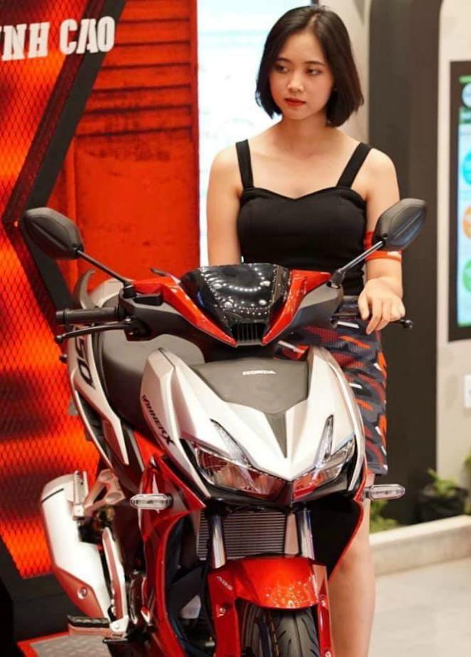 Chi tiết 6 màu, bảng giá, thông số xe côn Honda Winner X - 8