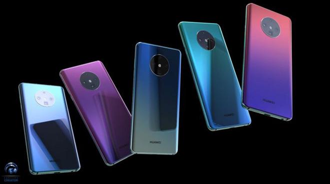 """Huawei Mate 30 Pro lộ diện: Camera cực khủng, thiết kế """"ngoạn mục"""" - 6"""
