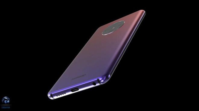 """Huawei Mate 30 Pro lộ diện: Camera cực khủng, thiết kế """"ngoạn mục"""" - 3"""