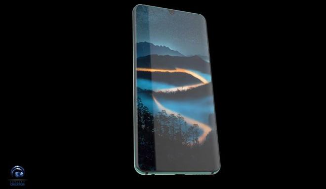 """Huawei Mate 30 Pro lộ diện: Camera cực khủng, thiết kế """"ngoạn mục"""" - 2"""